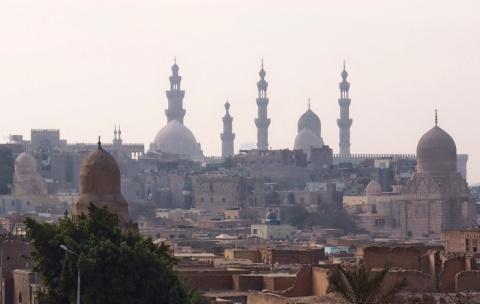 Заббалин — египетский город мусорщиков, которого нет на карте