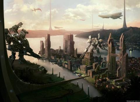 10 предсказаний о мире, который унаследуют от нас наши правнуки