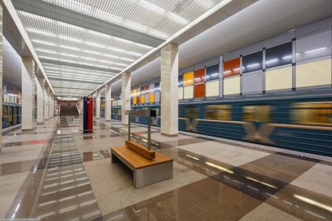 В Москве на Сокольнической линии появились восьмивагонные поезда