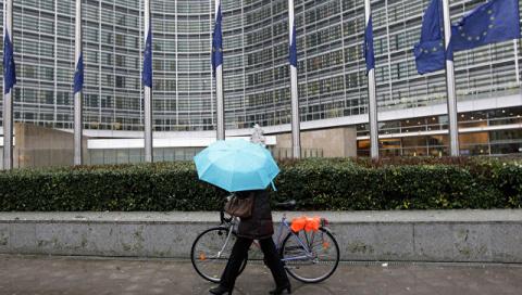 Еврокомиссия обеспокоена продвижением переговоров по Brexit