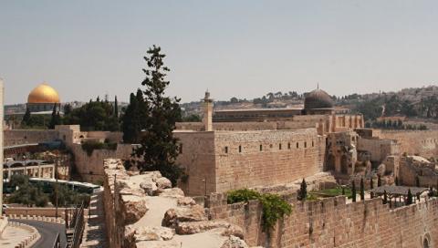 Германия осудила столкновения в Иерусалиме