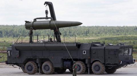 Российские «Искандеры» заставили НАТО искать встречи с Москвой. Der Spiegel, Германия