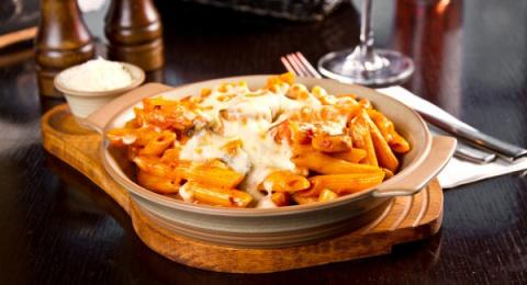 Итальянская паста по семейным рецептам Федерико Феллини