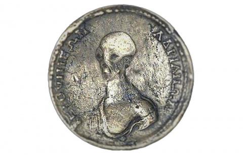 Свидетельства о пришельцах на монетах