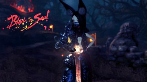 Первый взгляд на Blade and Soul
