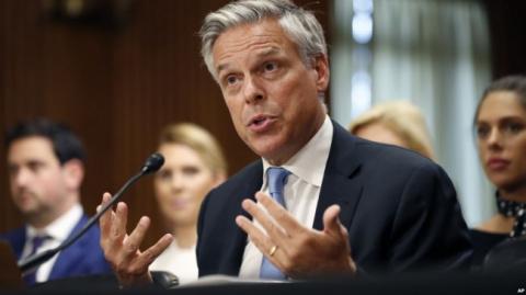 Посол США осудил «несоразмерные» шаги России против американских СМИ