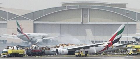 Boeing 777 компании Emirates…