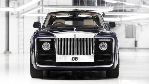 Rolls-Royce представил самый…