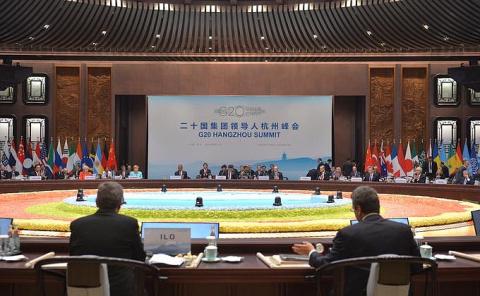 Второй день саммита «Группы двадцати» -/- Новости недели