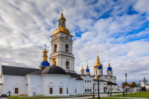 Тобольск — сердце Сибири