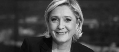 Началась война против Ле Пен…