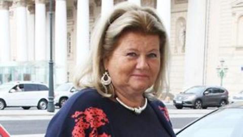 Ирина Муравьева стала бабушк…