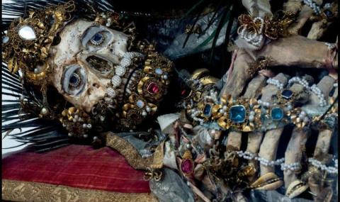 Империя смерти и драгоценнос…
