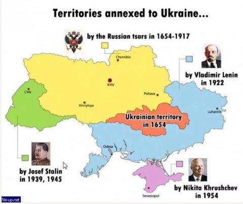 Россия должна вернуть все ук…