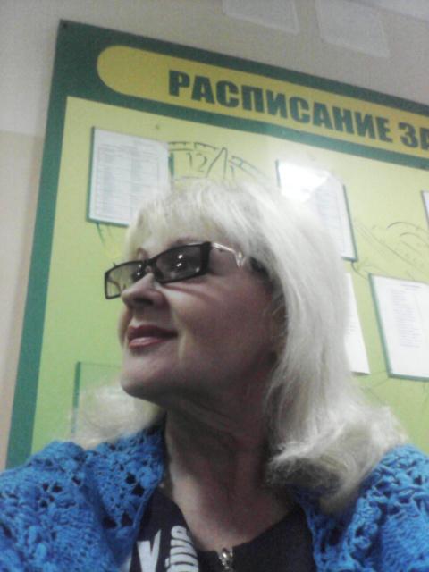 Надежда Мухаметшина (Павлинова) (личноефото)