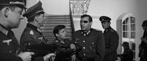Меркель, Порошенко и полковн…