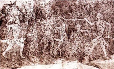 Загадка сибирского Стоунхенджа