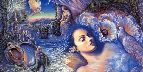 Загадочные сны-видения, посл…