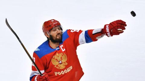 Госдума собирается запретить хоккеистам играть на Олимпиадах