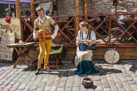 Как решают русский вопрос в Старом Таллине