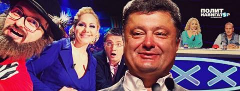 Порошенко: Успешно задушили русский язык на радио – переходим к удушению на ТВ