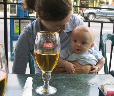 Пиво и дети – как решить эту…