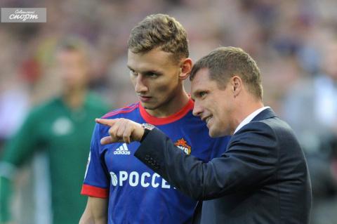 ЦСКА Гончаренко впервые не забил в двух матчах подряд. Итоги тура