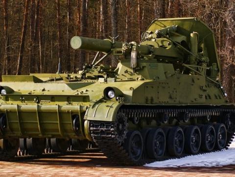 Во Второй общевойсковой армии ЦВО создан мощный артиллерийский дивизион