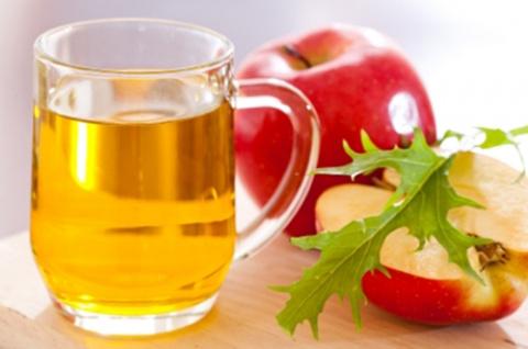 Безалкогольные напитки. Яблочный морс