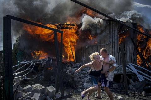 Убийства, войны и болезни: самые сильные фотографии конкурса World Press Photo Contest