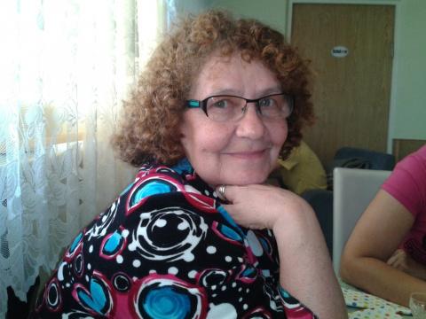 Лариса Парфенова (Чиликина)