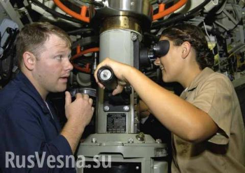 Ибо нефиг :В США атомные подлодки переделают подженщин
