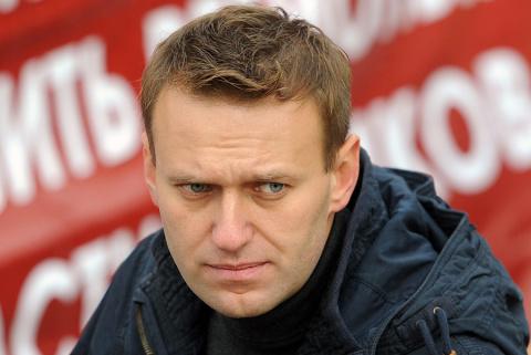 Первое интервью Навального п…