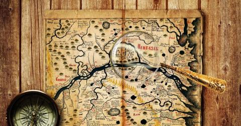Исчезнувший город Мангазея