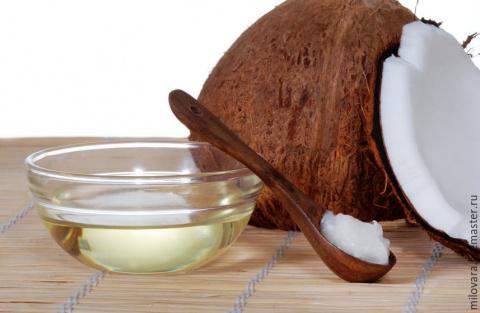 Делаем масло кокоса своими руками
