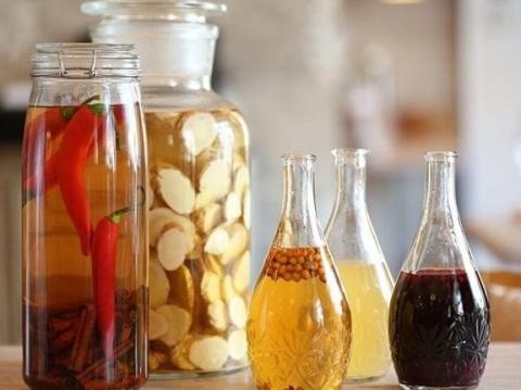 5 рецептов домашних настоек