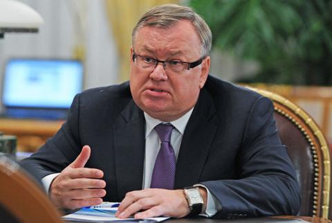 Глава ВТБ Костин прогнозируе…