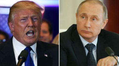 Катастрофа Трампа в планы Путина не входит... а первые звоночки есть
