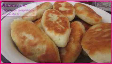Как приготовить вкусные жареные пирожки