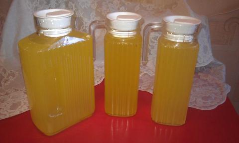 """А-ля """"Фанта"""" - напиток из замороженных апельсинов"""