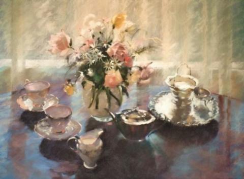 Австралийский художник Grace Paleg