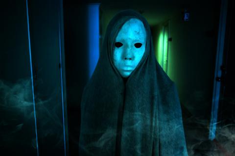 6 кошмаров твоей жизни после того, как посмотрела на ночь ужастик