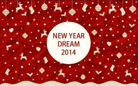NEW YEAR DREAM 2014