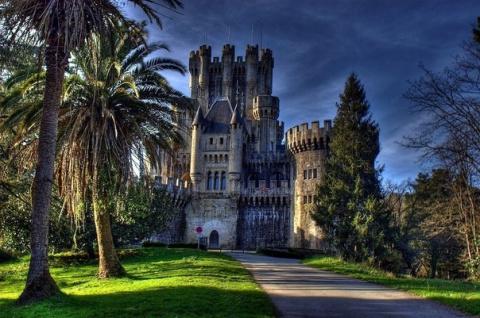 Загадочный замок Бутрон