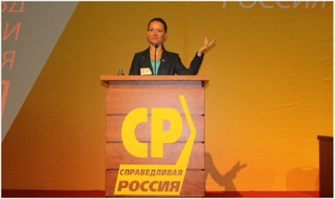 Ольга Жакова: кандидат от па…