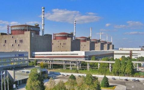 Кризис на Украине: на Запорожской АЭС вышел из строя энергоблок