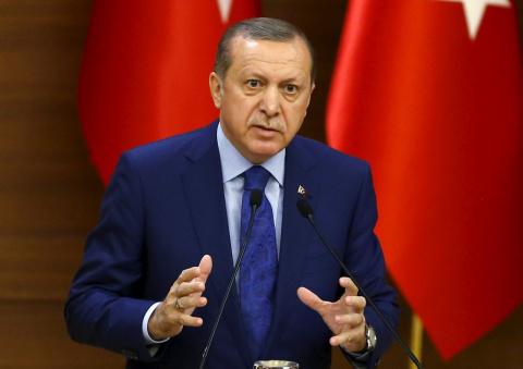 Эрдоган заявил о наличии доказательств поддержки ИГ в Сирии коалицией США