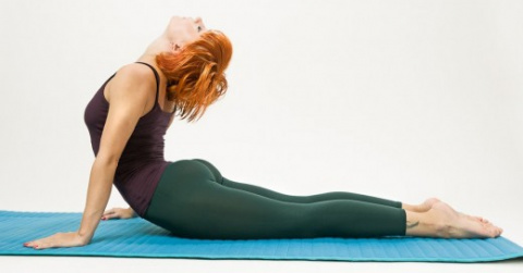 Пять упражнений  для восстановления позвоночника