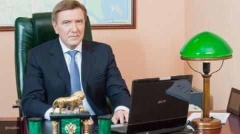 Полтавченко снял с должности главу комитета по здравоохранению Петербурга