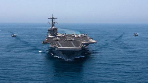 Главные новости сегодня: США для сдерживания КНДР отправили третий авианосец в Тихий океан